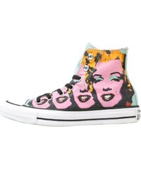 Converse CHUCK TAYLOR ALL STAR Baskets montantes lichen/orchid smoke/white