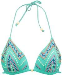 Beachlife Haut de bikini aqua green