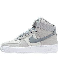 Nike Sportswear AIR FORCE 1 Baskets montantes matte silver/cool grey/pure platinum