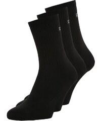Reebok 3 PACK Chaussettes de sport black