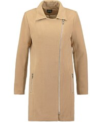Missguided Manteau court camel