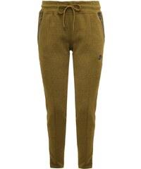 Nike Sportswear TECH FLEECE Pantalon de survêtement olive flak/heather/olive flak/black