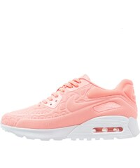 Nike Sportswear AIR MAX 90 ULTRA PLUSH Baskets basses atomic pink/summit white
