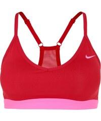 Nike Performance PRO INDY Soutiengorge de sport noble red/pink pow