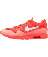 Nike Sportswear AIR MAX 1 ULTRA FLYKNIT Baskets basses bright crimson/white/university red/bright mango