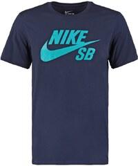 Nike SB Tshirt imprimé obsidian/rio teal
