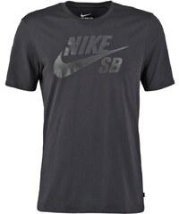 Nike SB Tshirt imprimé black/cool grey