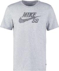 Nike SB Tshirt imprimé dark grey heather
