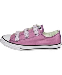 Converse CHUCK TAYLOR ALL STAR 3V OX Baskets basses powder purple