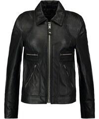 Schott NYC Veste en cuir black
