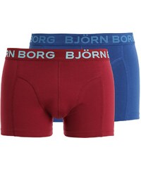 Björn Borg 2 PACK Shorty tibetan red