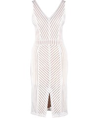Miss Selfridge Robe en jersey white