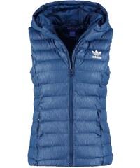 adidas Originals SLIM FIT Veste sans manches dark blue