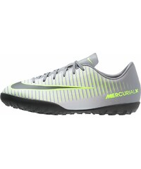 Nike Performance MERCURIAL VAPOR XI TF Chaussures de foot multicrampons pure platinum/black/ghost green/clear jade/cool grey
