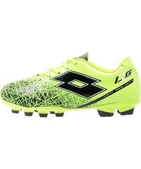 Lotto ZHERO GRAVITY VIII 700 FGT Chaussures de foot à crampons yellow safety/black
