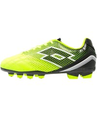 Lotto SPIDER 700 XIII FGT Chaussures de foot à crampons yellow safety/black