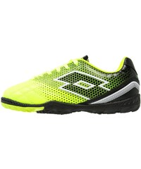 Lotto SPIDER 700 XIII TF Chaussures de foot multicrampons yellow safety/black