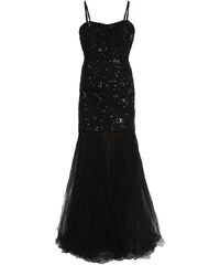 Luxuar Fashion Robe de cocktail schwarz