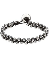 Icon Brand DRUMROLL Bracelet silvercoloured