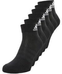 adidas Performance 6 PACK Chaussettes de sport black