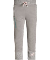 adidas Performance Pantalon de survêtement medium grey heather/ice mint