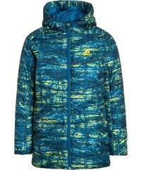 adidas Performance Veste d'hiver bold onix/vapour blue/unity blue/shock slime