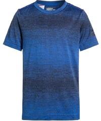adidas Performance Tshirt de sport blue/utility black