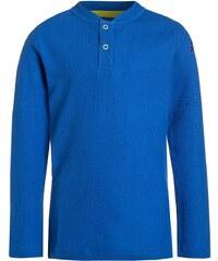 adidas Performance Tshirt à manches longues blue/shock slime