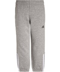 adidas Performance ESSENTIALS Pantalon de survêtement medium grey heather