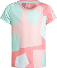 adidas Performance Tshirt de sport ray pink/ice green