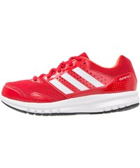 adidas Performance DURAMO 7 Chaussures de running neutres scarlet/solar red/core black