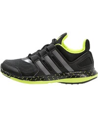 adidas Performance HYPERFAST 2.0 Chaussures de running neutres core black/iron metallic/solar yellow