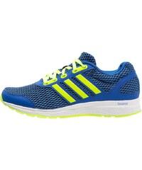 adidas Performance MANA BOUNCE Chaussures de running neutres blue/solar yellow/collegiate navy