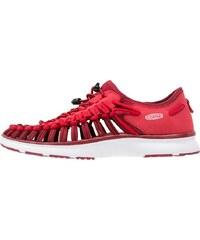 Keen UNEEK O2 Sandales de randonnée racing red/white