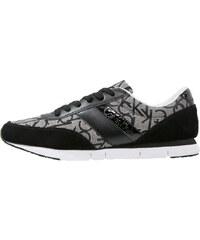 Calvin Klein Jeans JUAN Baskets basses granite/black