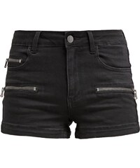 Even&Odd Short en jean black denim