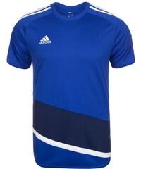 adidas Performance REGISTA 16 Tshirt de sport bold blue/white/dark blue