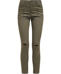 Noisy May NMLUCY Jeans Skinny ivy green