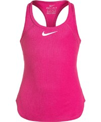 Nike Performance SLAM Débardeur vivid pink/white
