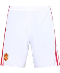 adidas Performance MANCHESTER UNITED Short de sport white/real red