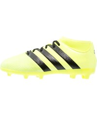 adidas Performance ACE 16.3 PRIMEMESH FG/AG Chaussures de foot à crampons solar yellow/core black/silver metallic