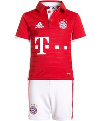 adidas Performance FC BAYERN HOME SET Tshirt imprimé true red/white