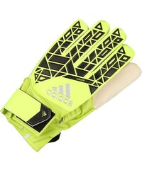 adidas Performance ACE JUNIOR Gants de gardien de but solar yellow/black