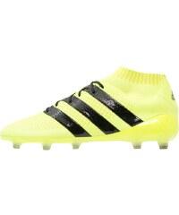 adidas Performance ACE 16.1 PRIMEKNIT FG Chaussures de foot à crampons solar yellow/core black/silver metallic