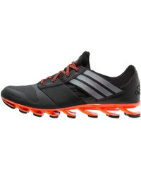 adidas Performance SPRINGBLADE SOLYCE Chaussures de running neutres core black/vita grey/solar red
