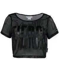 Reebok Tshirt imprimé black