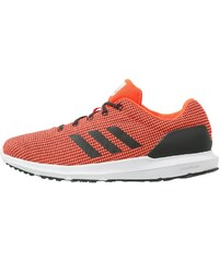 adidas Performance COSMIC Chaussures de running neutres solar red/core black/white