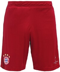 adidas Performance FC BAYERN UEFA CHAMPIONS LEAGUE TRAINING Short de sport collegiate burgundy