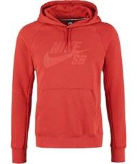 Nike SB Sweat à capuche dark cayenne/light crimson