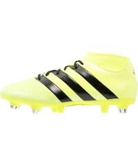 adidas Performance ACE 16.3 PRIMEMESH SG Chaussures de foot à lamelles solar yellow/core black/silver metallic